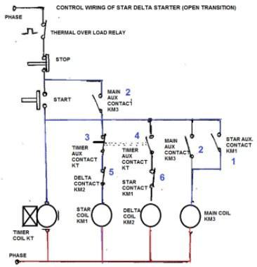 Delta To Wiring Diagram