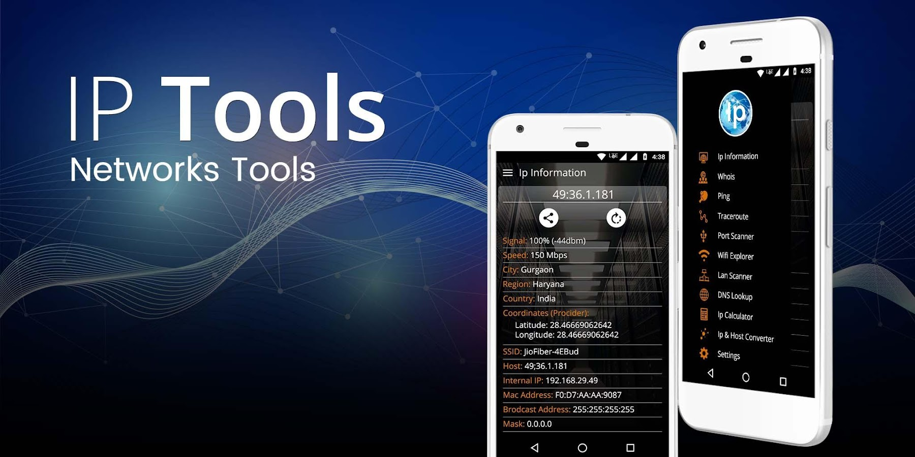 IP Tools - Network Utilities 2.12 APK Download - Android Tools Apps