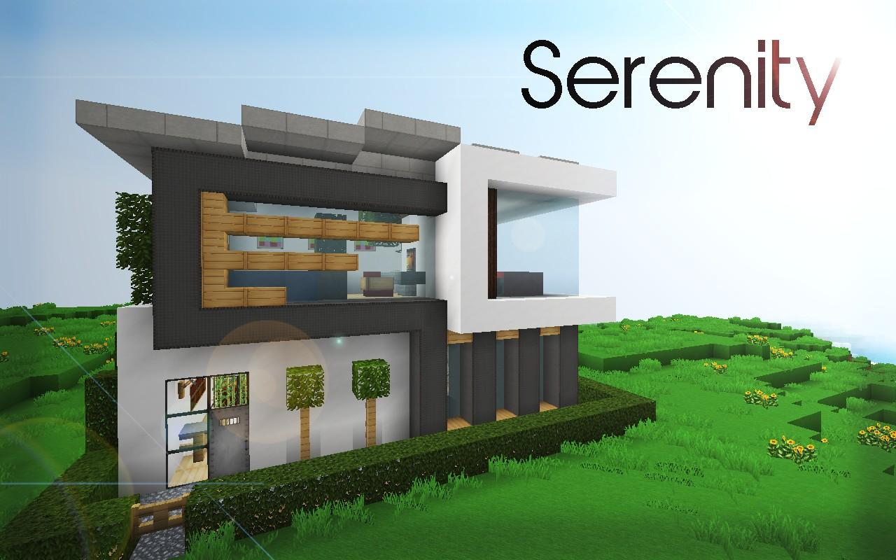 Modern House Ideas MCPE MODS 1 0 APK Download Android Books