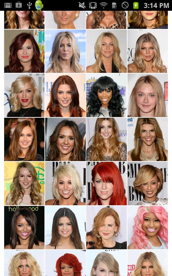 Ultimate Hairstyle Try On : ultimate, hairstyle, Ultimate, Hairstyle, Try-On, Download, Android, Lifestyle