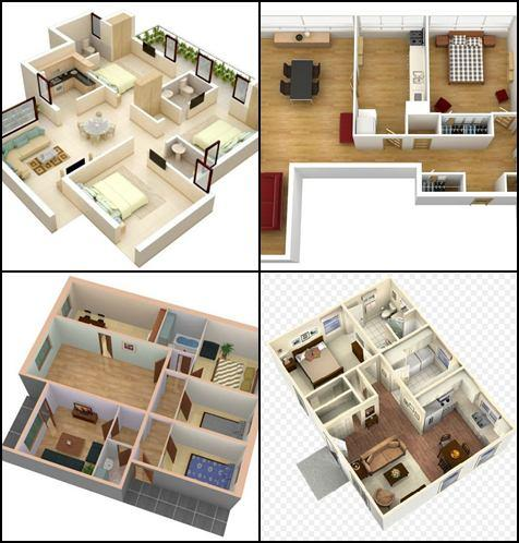 3D Small House Plans Idea 1 0 APK Download Android Lifestyle Apps