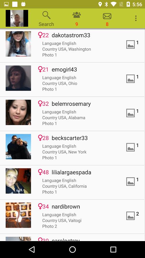 Free Video Chat Online  Screenshot