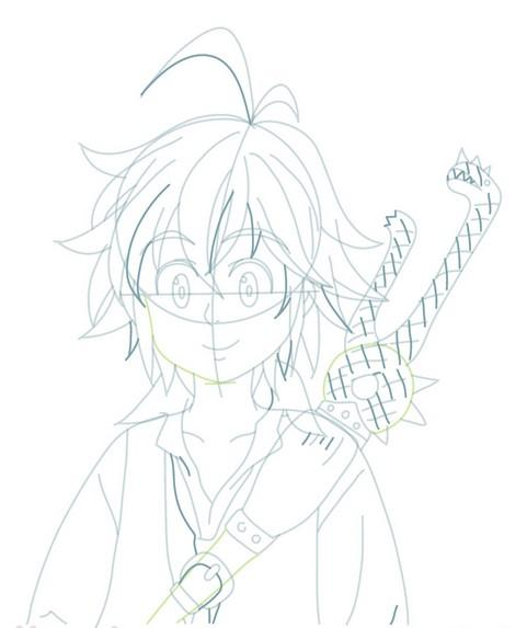 Drawing Guide for Seven Deadly Sins Characters 1.0 APK