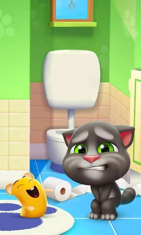 My Talking Tom 2 Mod Apk 11 9 2 908 Unlimited Money Download