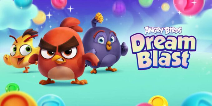 Angry Birds Dream Blast MOD APK by APKMODY
