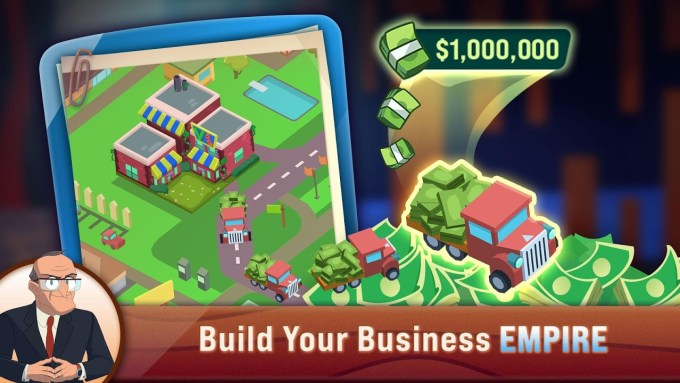 Shark Tank Tycoon screenshot