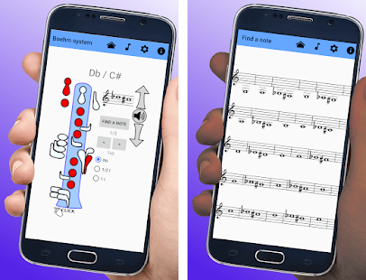 Clarinet Fingering Chart Apk Download latest version 2.3- com ...