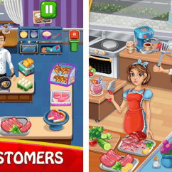 Kitchen Cooking Games Modern Corner Table Food Truck Street Apk Download Latest Version Com Ids