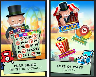 boardwalk bingo monopoly apk