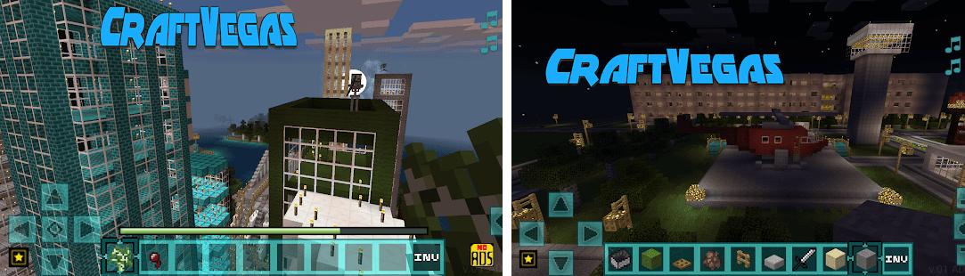 Craft Vegas Unduh Apk Versi Terbaru Craftvegas 1 01 Com Ua Toybuilding Survival