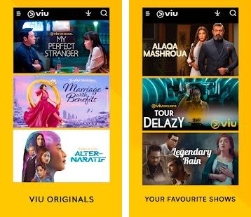 Viu Korean Dramas, TV Shows, & More - 6 Aplikasi Nonton untuk Para Penggemar Film