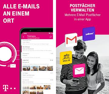 Telekom Mail – Gratis E-Mail-Adresse & Postfach Apk Download latest android version 2.1.4- de.telekom.mail