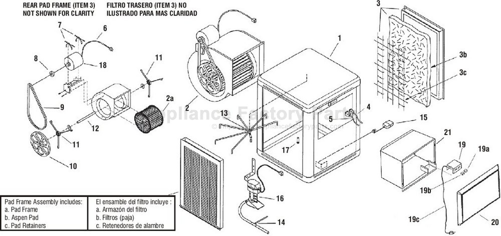 Brisa BW5000 • Cooler Parts World