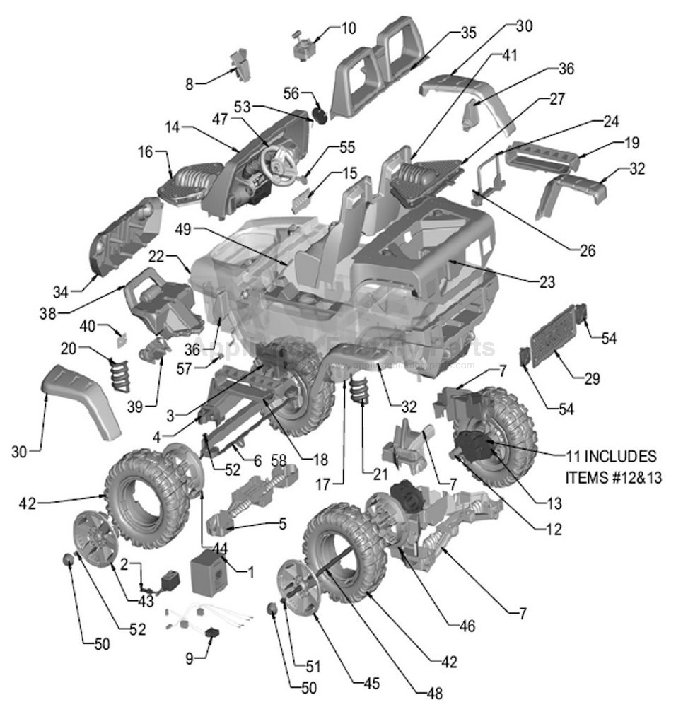 Power Jeep Hurricane Wiring Diagram Dodge Charger Wiring