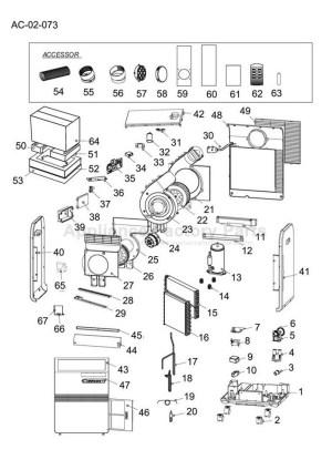 Part AC194504  Appliance Factory Parts