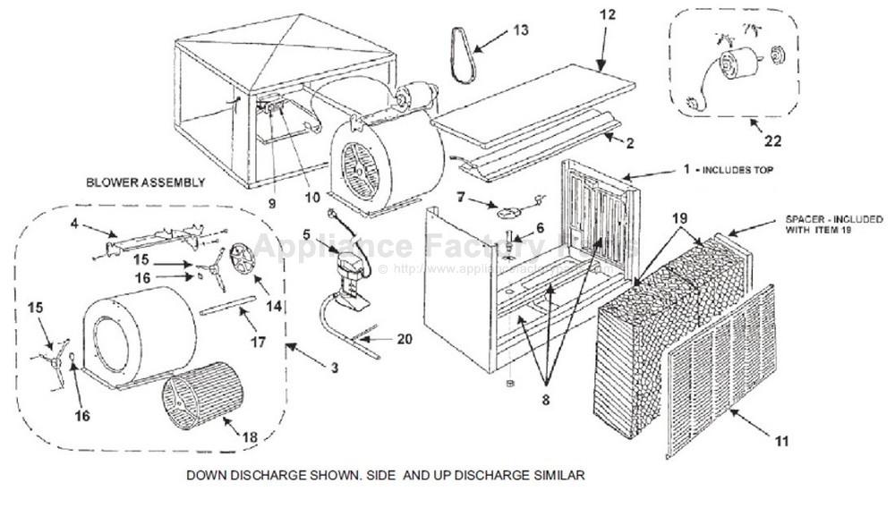 Aerocool TH4801C • Cooler Parts World