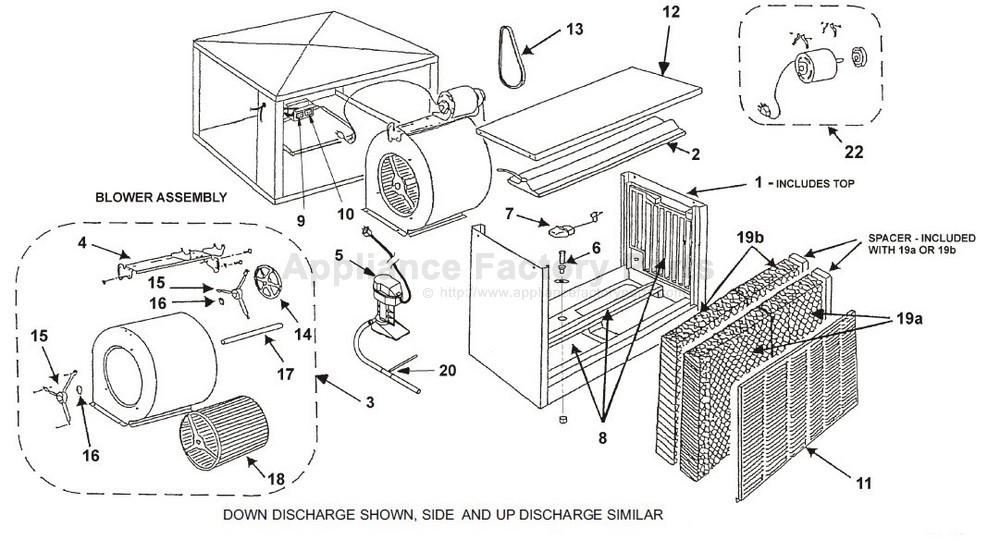 MK47C • Aerocool UHH4801 • Cooler Parts World