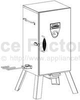 Masterbuilt Grill & Smoker Parts: Select from 340+ Models