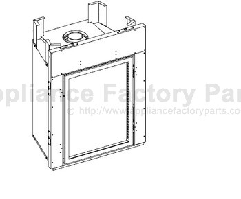 American Hearth ADVTL27FP90N-1 • Fireplace Parts World