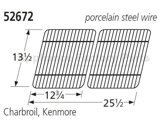 MCM575267222 • Brinkmann 810-3821-S • Brinkmann Parts World