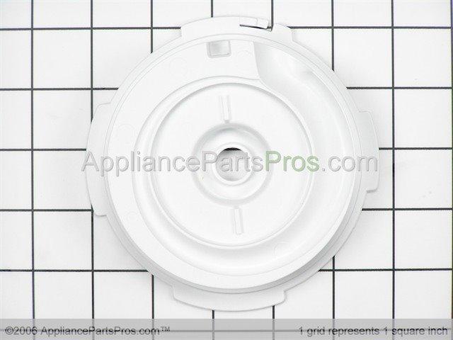 Bosch 00267739 Pump Housing, Rear (softer Bearing