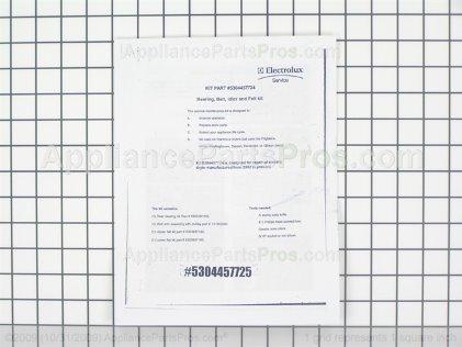 Frigidaire 5304457724 Dryer Preventive Maintenance Kit