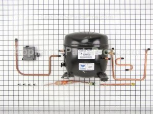 GE WR87X10111 Compressor VCC3 Repl  AppliancePartsPros