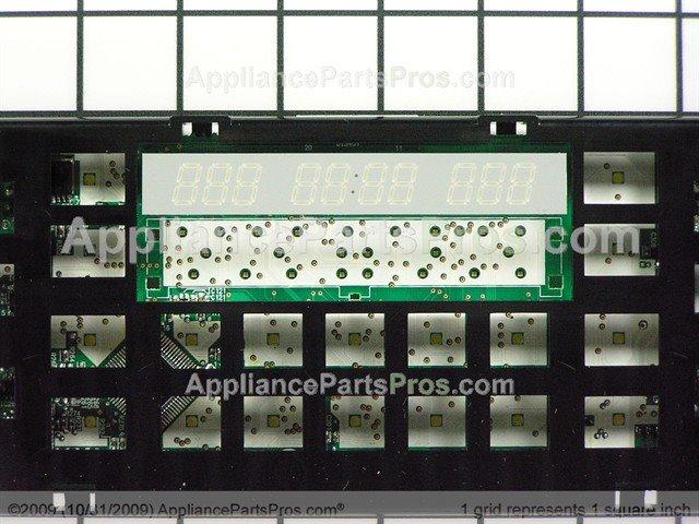 Genuine Wr55x11072 Ge Refrigerator Board Asm Main Control