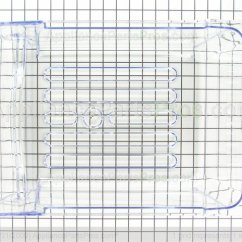 Kenmore 106 Refrigerator Parts Diagram Server Wiring Ge Wr32x10697 Pan Veg - Appliancepartspros.com