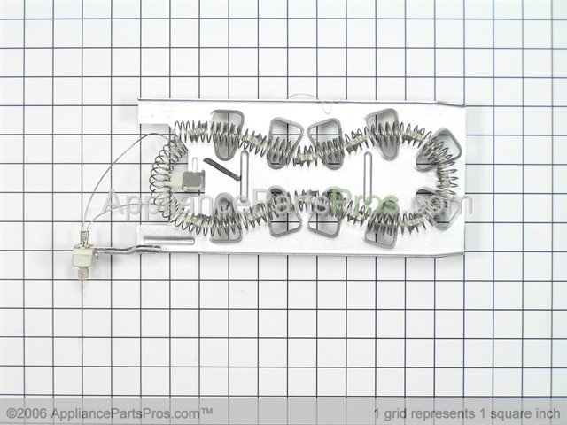Whirlpool WP3387747 Dryer Heating Element