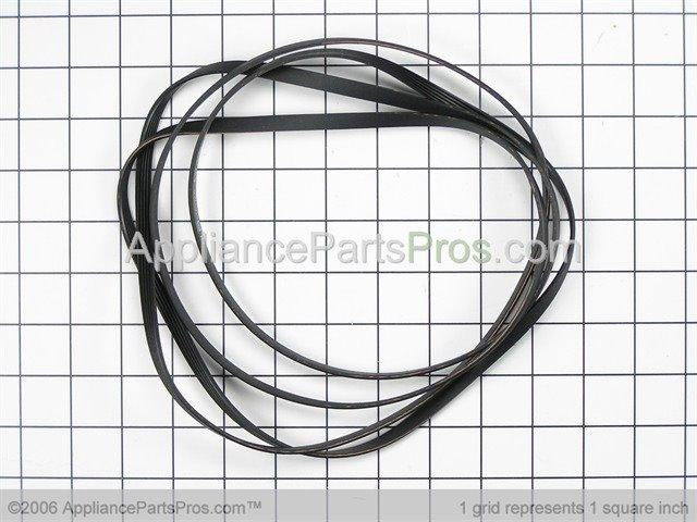 Whirlpool WP33002535 Dryer Drum Belt