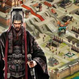 لعبة كلاش اوف كينجس Clash of Kings – CoK 1