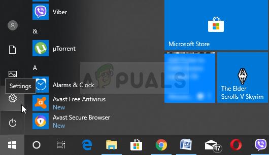 Windows 10-Einstellungen