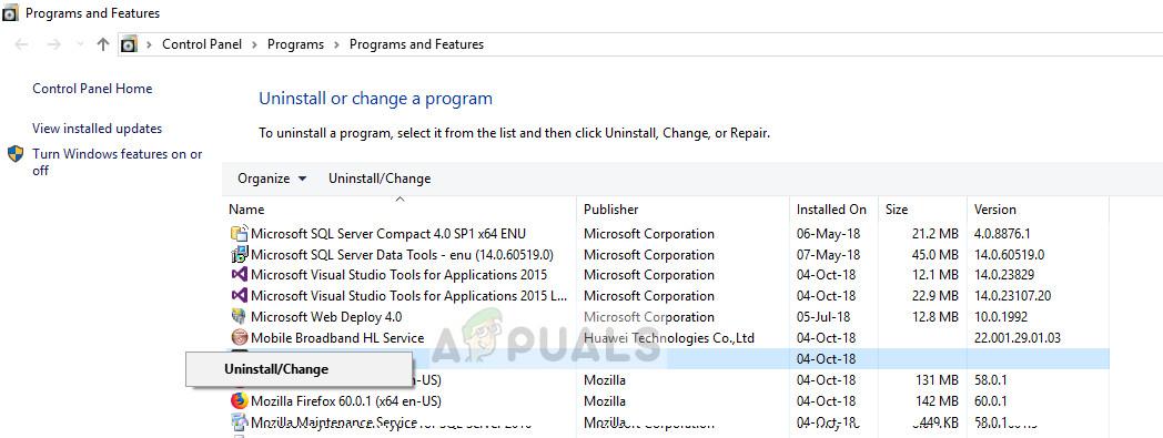 Adware im Anwendungsmanager unter Windows entfernen