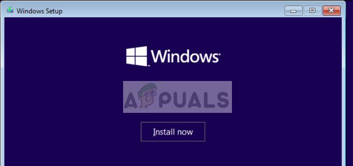 Windows installieren