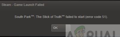 Steam Fehlercode 51