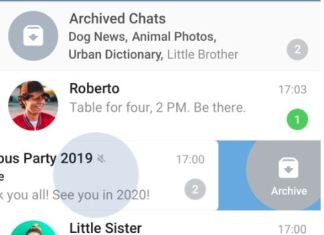 Telegram 5.6 Released With Archived Chats, Bulk Actions, New Design, and More