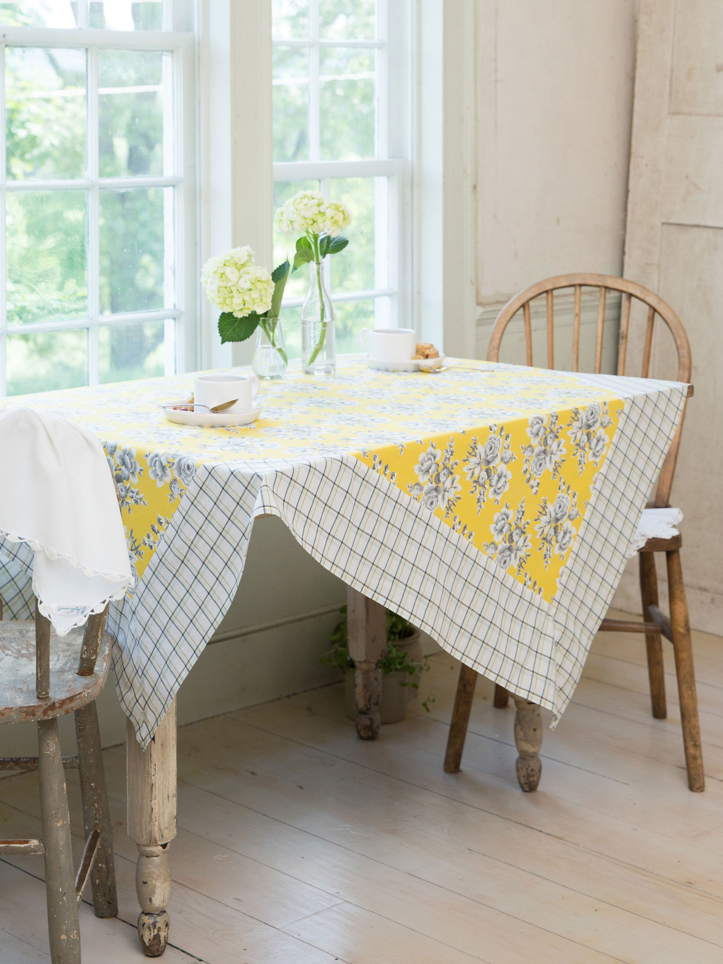 Willa Rose Tablecloth  Linens  Kitchen Tablecloths