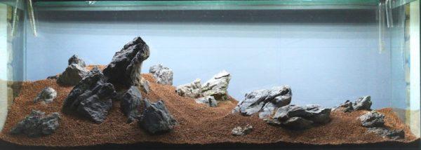 ways hardscape aquarium
