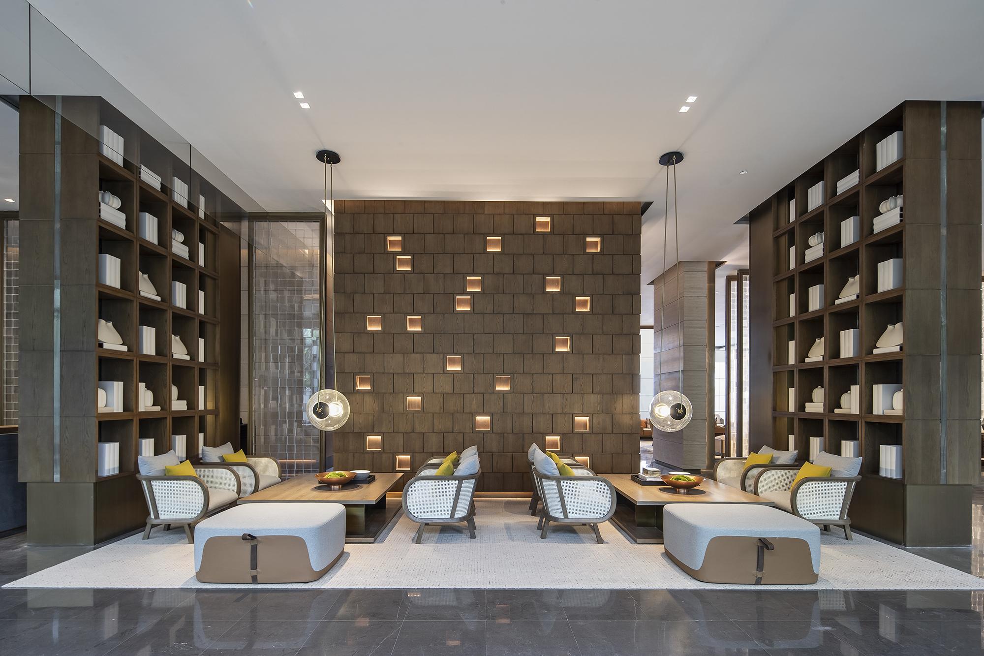 Joyze Hotel Xiamen Curio Collection By Hilton Ccd Cheng