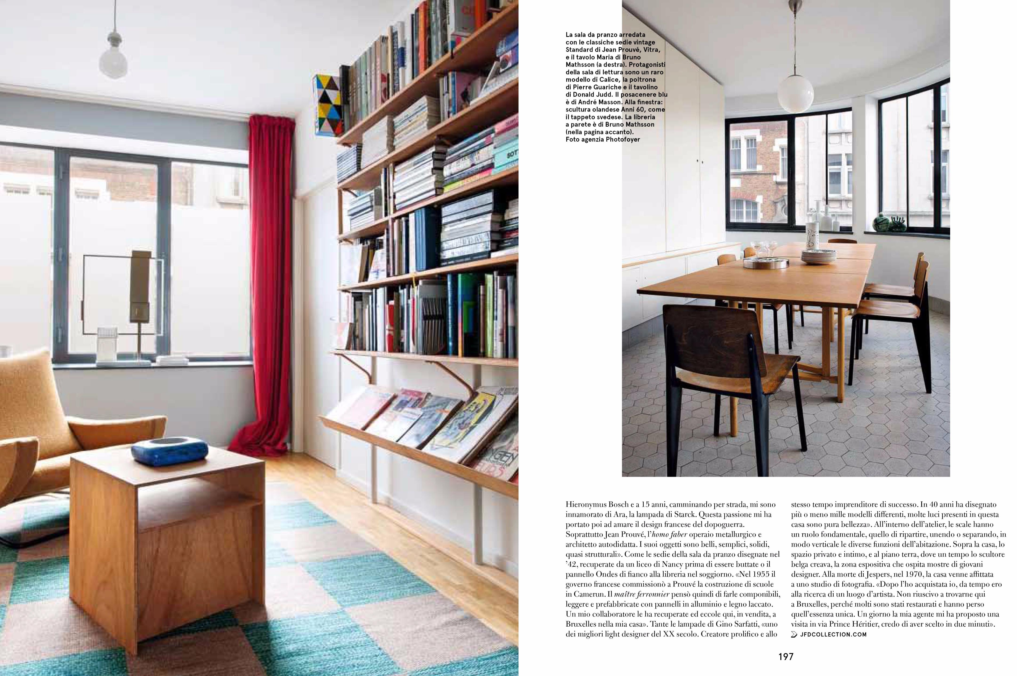 Sono gli anni in cui design, moda e architettura arrivano alla. Magazine Picture Gallery 4