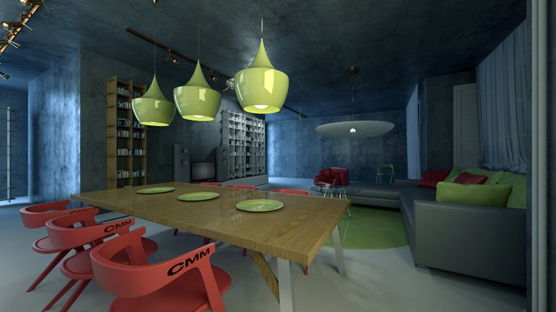 Facebook Wallpaper For Profile 3d 3d Modeling In Revit Architecture And Rendering In 3ds Max