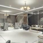 Modern Classic Villa Interior Design Comelite Architecture Structure And Interior Design
