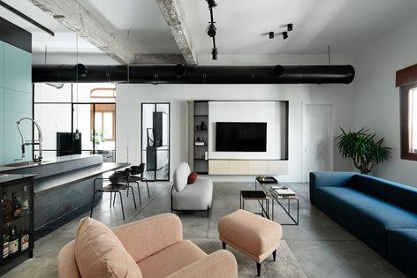 Ax3 Family Apartment Design Studio Etn