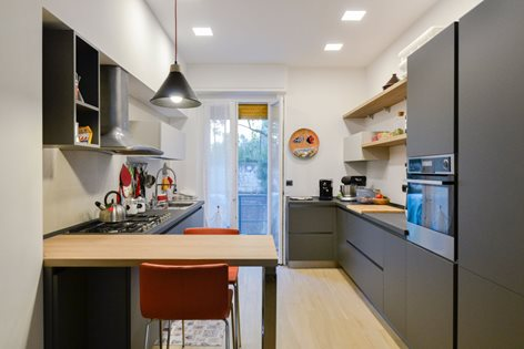 Cucine a savona, negozi di mobili in liguria,. Ristrutturazione Appartamento Savona Centro Dell Arredamento