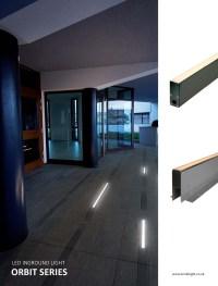 Dustin Floor-recessed Linear Lights | Lumibright Ltd ...