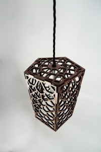 Laser Cut Lighting Project | Smith Factory, LLC | Archinect