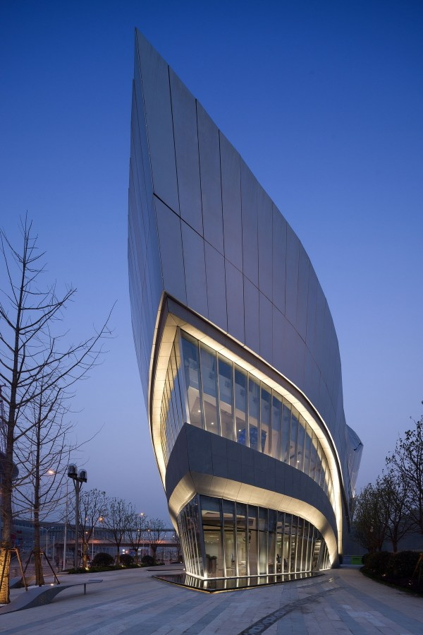 Aedas-design Hongqiao World Centre Opens In Shanghai Aedas Archinect
