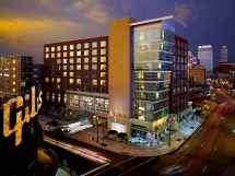 Westin Memphis Beale Street Hotel Hbg Design Archinect