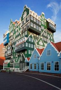 Inntel Hotel Amsterdam Zaandam Wam Architecten Archinect